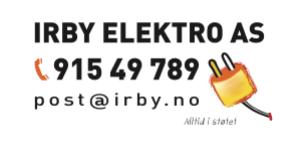 Irby Elektro AS